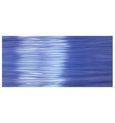 Filament 3D PLA Translucide Bleu 1.75mm par 10 mètres
