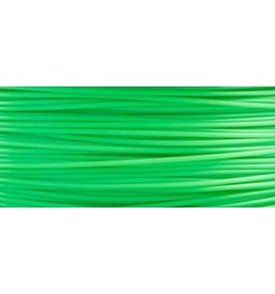 Filament 3D PLA Translucide Vert 1.75mm par 10 mètres