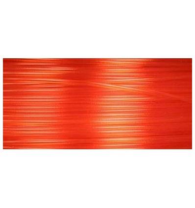 Filament 3D PLA Translucide  Orange 1.75mm par 10 mètres