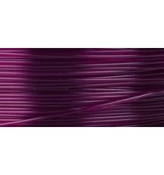 Filament 3D PLA Translucide Violet 1.75mm par 10 mètres