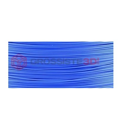Filament PLA 1.75 mm Bleu ciel  par 10 mètres