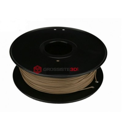 Filament 3D Bois Brun wood 1.75 mm