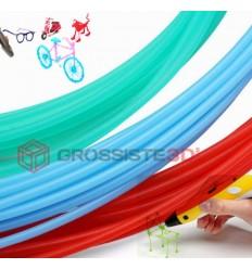 Pack Filament 3D PLA 3 couleurs 1.75mm