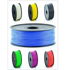 Pack 7 bobines PLA 1.75mm