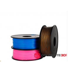 Pack 3 bobines PLA 3mm