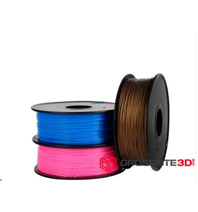 Pack 3 bobines PLA 3mm