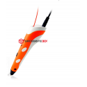 stylo 3d crayon d'impression Orange