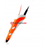STYLO 3D LCD CRAYON D'IMPRESSION Orange