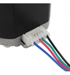 Cable connecteur XH2.54 borne blanche 4 broches à 6 broches.