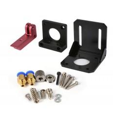 Kit MK8 extrudeuse Bowden main droite Pour imprimante 3D Makerbot Kossel Mendel Prusa