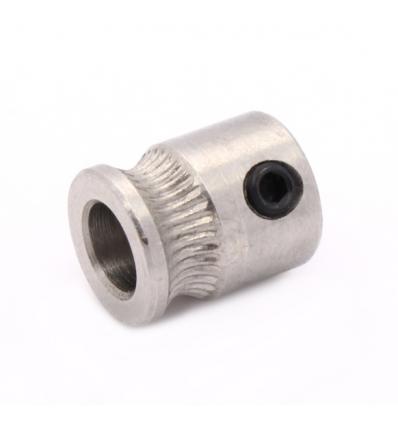 Roue d'entrainement MK7 1.75mm/3.0mm