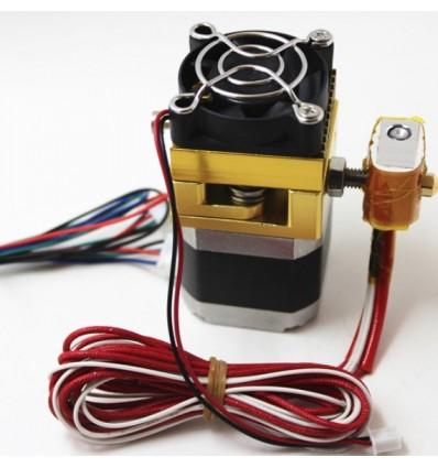 Extrudeuse MK8 complet kit assemblé pour imprimante 3d 1,75mm