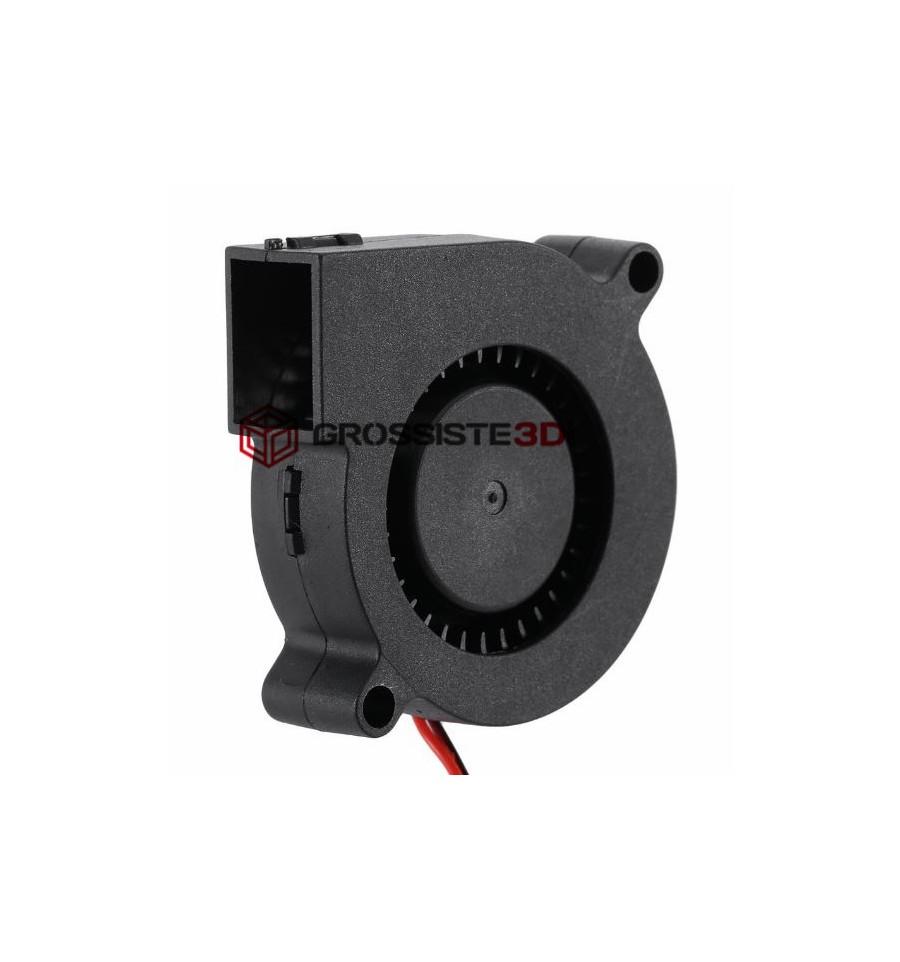Ventilateur turbo 50mm 24V ultra silencieux Universel