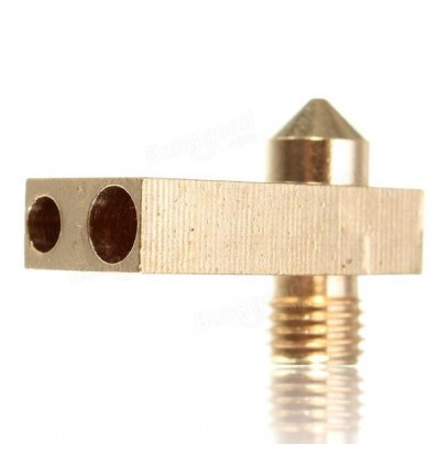Ultimaker 2 UM2 Buse + Heaterblock 0.5mm Pour 1.75mm