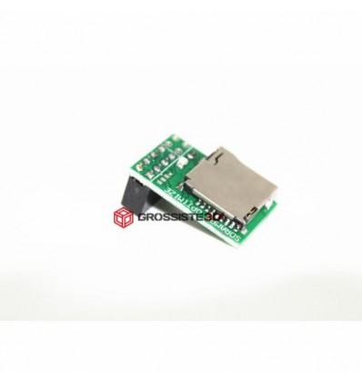 Rampes de lecteur carte SD TF  imprimante 3D reprap.