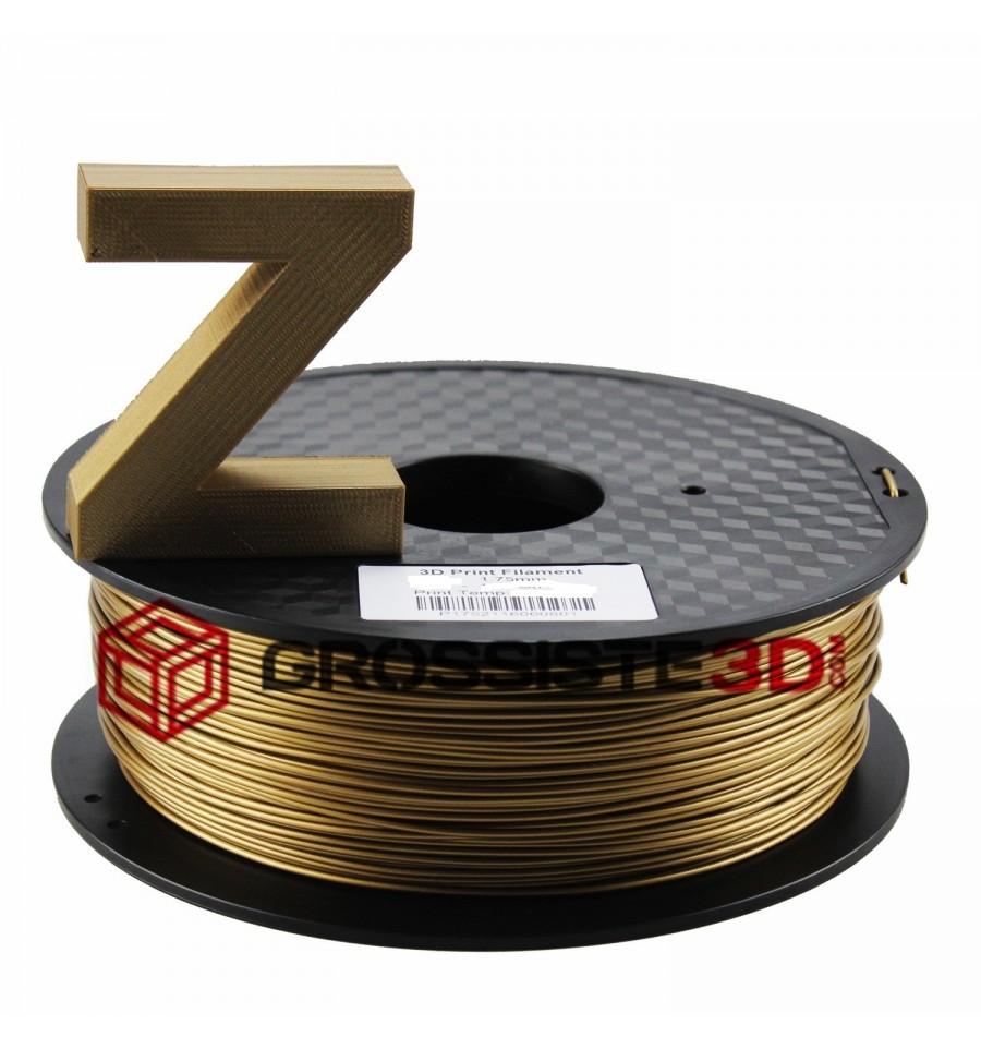 fil 3d abs 1 kg 3 mm bronze or. Black Bedroom Furniture Sets. Home Design Ideas