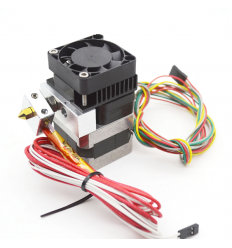 Extrudeuse MK7 complet kit assemblé 0.4mm