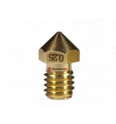 Buse 0.25mm Ultimaker 2 UM2 + Diamètre 3.00mm