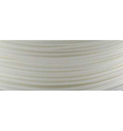 Filament ABS 1.75 mm Blanc neige par 10 mètres