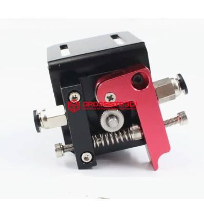 Kit MK8 extrudeuse Bowden main gauche Pour imprimante 3D Makerbot Kossel Mendel Prusa