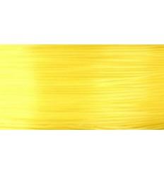 Filament 3D PLA Translucide Jaune 1.75mm par 10 mètres