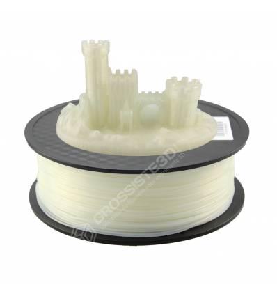 Fil 3D PLA 2 Kg 1.75 mm Naturel