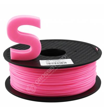 Fil 3D PLA 3 Kg 1.75 mm Rose