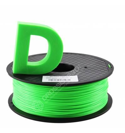 Fil 3D PLA 3 Kg 1.75 mm Vert Clair