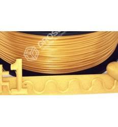 Filament PLA Métallisé Or 1.75 mm  par 10 mètres