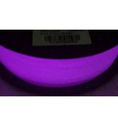 Filament PLA Phosphorescent 1.75 mm Violet par 10 mètres