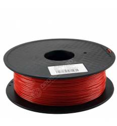 Filament 3D Rouge Flexible 1.75 mm