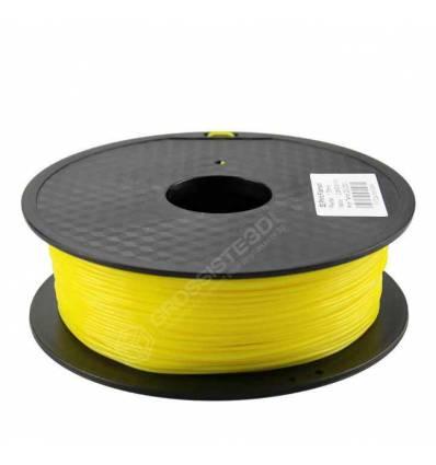 Filament 3D Jaune Flexible 1.75 mm