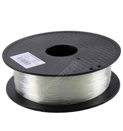 Filament 3D Transparent Flexible 1.75 mm