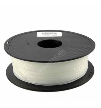 Filament 3D Blanc Flexible 3.00 mm