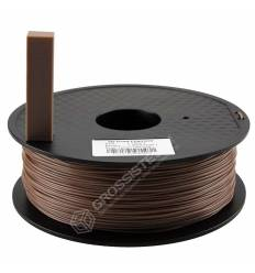 Filament 3D PLA 1.75 mm marron