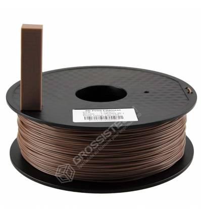 Filament 3D PLA 1.75 mm marron
