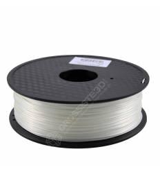 Filament 3D Soie (Silk) Blanc 1.75 mm