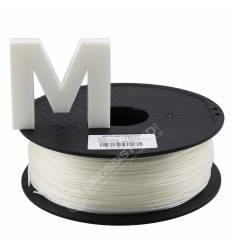 Filament 3D ABS 1.75 mm Perle Blanc