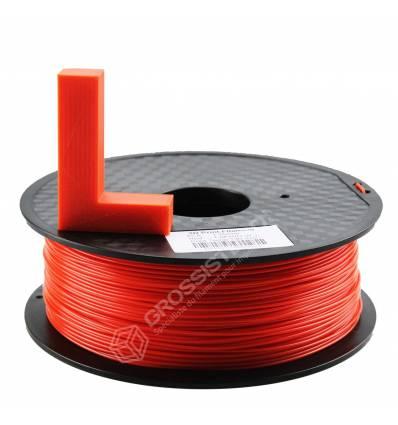 Filament 3D ABS 3 mm Rouge