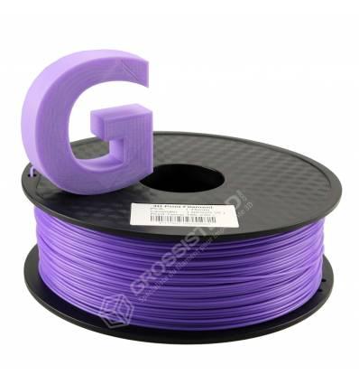 Fil 3D PLA 500g 1.75 mm lavande