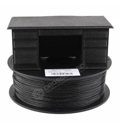Filament 3D paillette 500g Noir Diamant PLA 1.75 mm