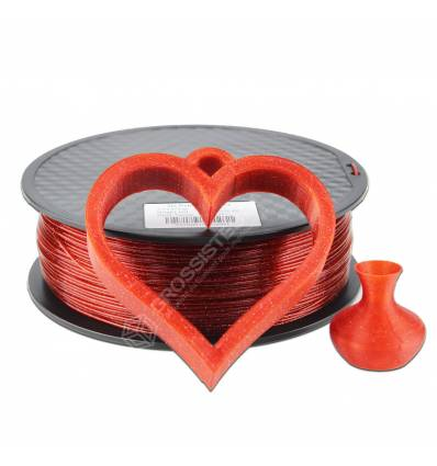 Filament 3D paillette PLA 1.75 mm