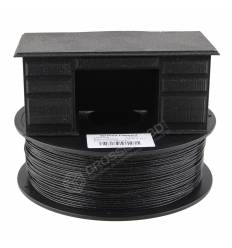 Filament 3D paillette Noir diamant PLA 1.75 mm