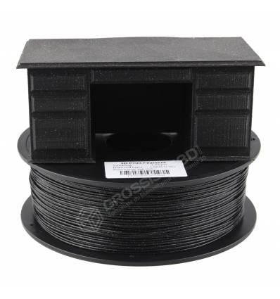 Filament 3D paillette Noir diamant PLA 1.75 mm