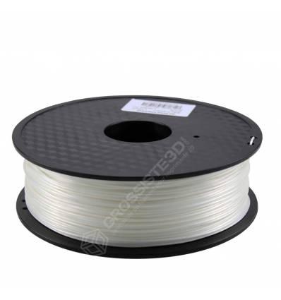 Filament 3D Soie (Silk) Blanc 1.75 mm 500g