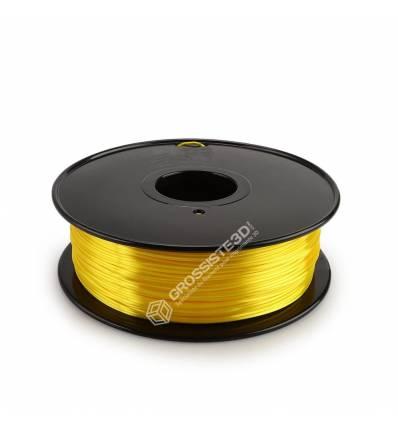 Filament 3D Soie (Silk) jaune 1.75 mm 500g