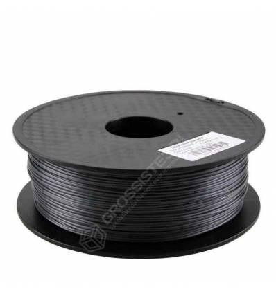 Fil 3D 2 Kg PLA 1.75 mm Dark Gris Anthracite