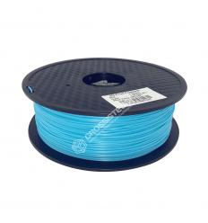 Fil 3D 2 Kg PLA 1.75 mm Cyan