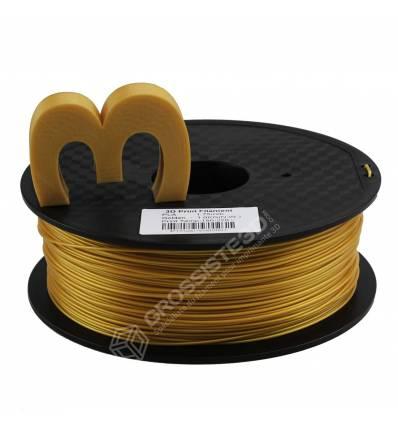 Filament 3D PLA 1.75 mm Or 2 Kg