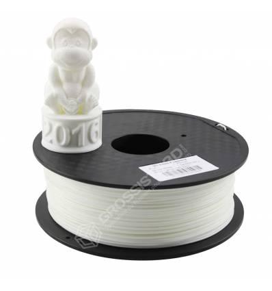 Fil 3D PLA 3 Kg 1.75 mm BLanc Neige